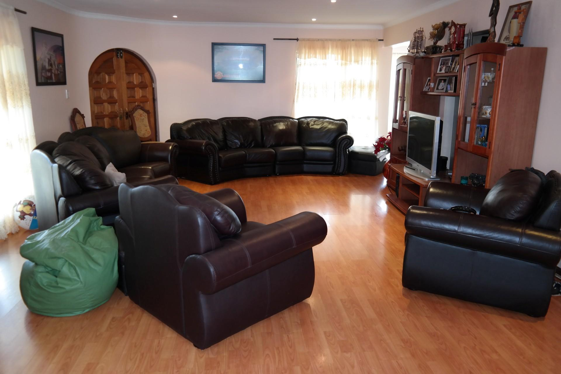 TV Room - 24 square meters of property in Sonstraal