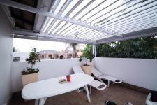 Patio - 128 square meters of property in Silver Lakes Golf Estate