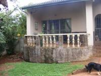 Garden of property in Illovo Beach