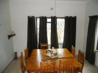 Dining Room - 14 square meters of property in Illovo Beach