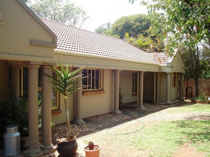 4 Bedroom House for Sale For Sale in Wapadrand - Private Sale - MR119971