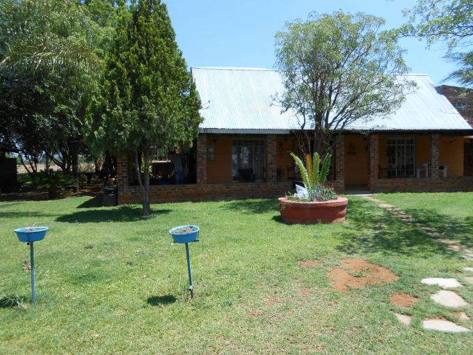 Absa Bank Trust Property Farm For Sale in Bela-Bela (Warmbad) - MR120193