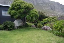 Garden of property in Bettys Bay