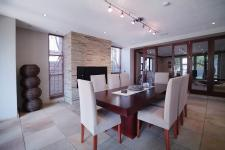 Dining Room - 46 square meters of property in Silver Lakes Golf Estate