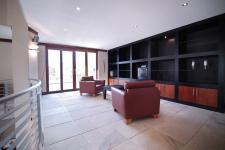 Informal Lounge of property in Silver Lakes Golf Estate
