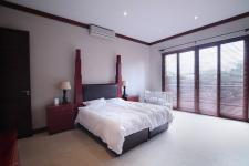 Main Bedroom - 55 square meters of property in Silver Lakes Golf Estate