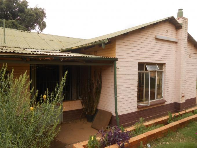 Smallholding For Sale in Randfontein - Home Sell - MR120259