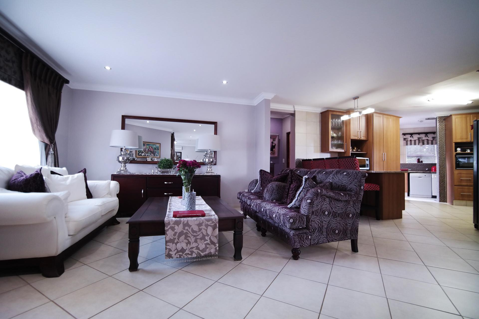 Formal Lounge of property in The Wilds Estate