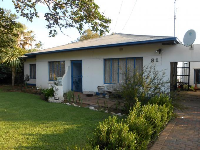 3 Bedroom House For Sale in Vereeniging - Home Sell - MR120487