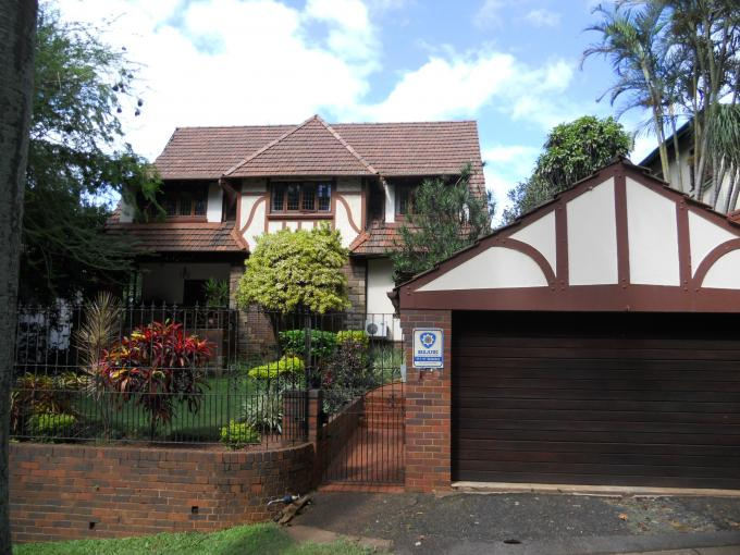 Standard Bank Repossessed 4 Bedroom House for Sale on online auction in Glenwood - DBN - MR120515