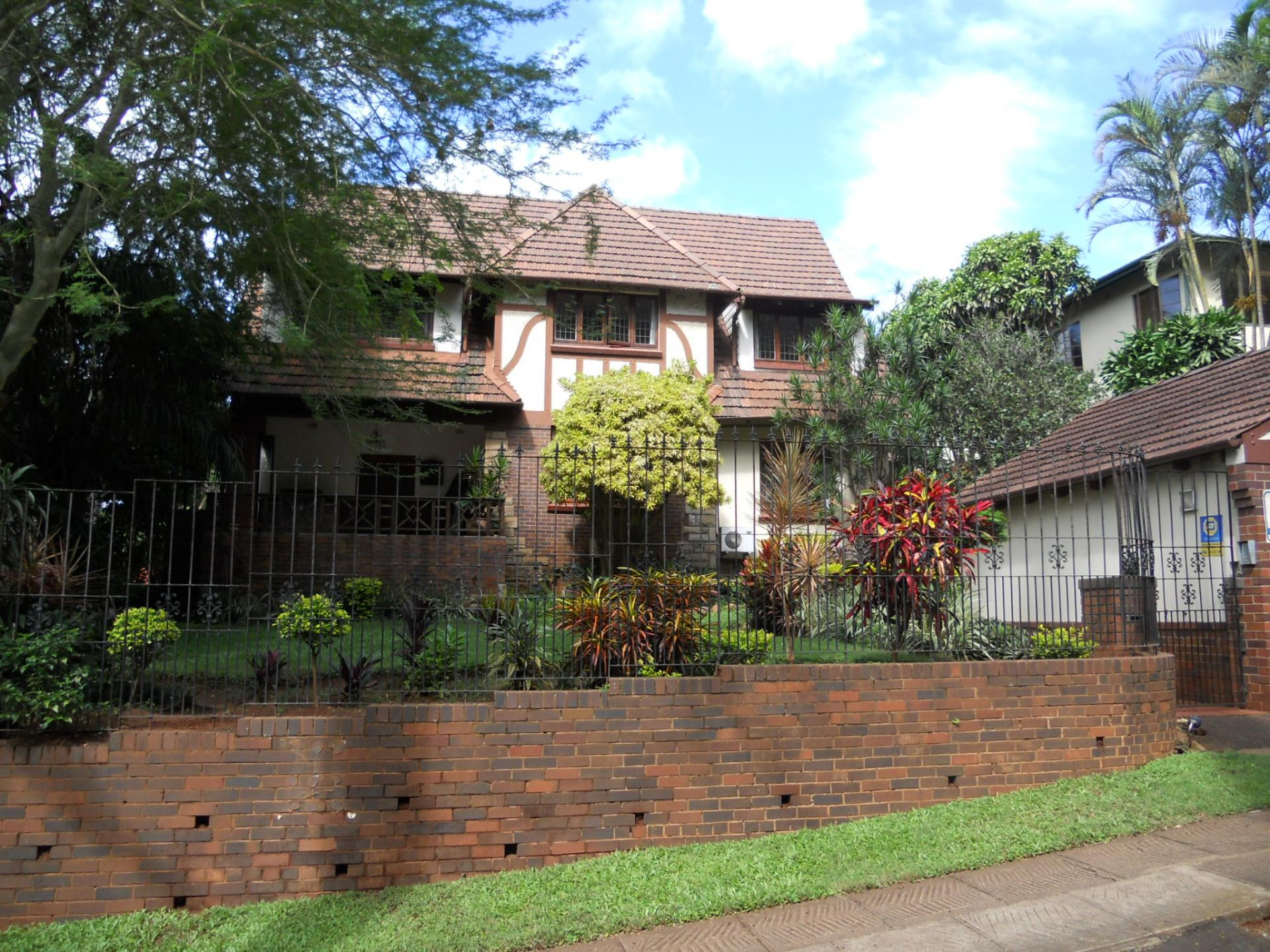 Front View of property in Glenwood - DBN