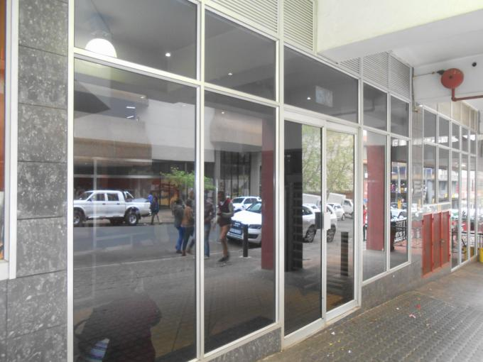 Standard Bank EasySell 1 Bedroom Cluster for Sale For Sale in Johannesburg Central - MR120552