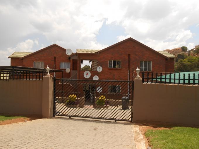 Standard Bank EasySell 2 Bedroom Apartment for Sale For Sale in Winchester Hills - MR120636