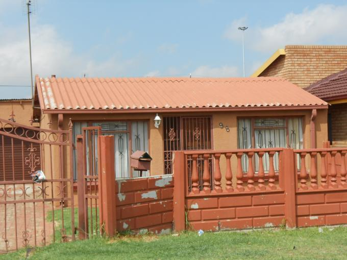Standard Bank EasySell 2 Bedroom House for Sale For Sale in Emalahleni (Witbank)  - MR120698