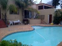 Backyard of property in Flamingo Vlei