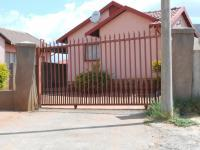 3 Bedroom 1 Bathroom Flat/Apartment for Sale for sale in Tlhabane West