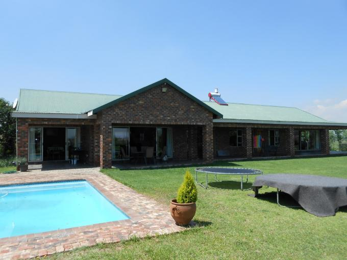Farm For Sale in Henley-on-Klip - Private Sale - MR120843