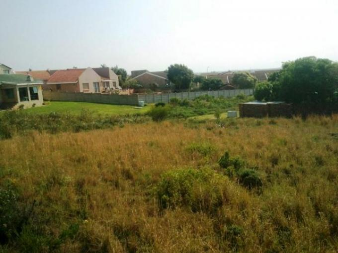 Land for Sale For Sale in Jeffrey's Bay - Private Sale - MR120852