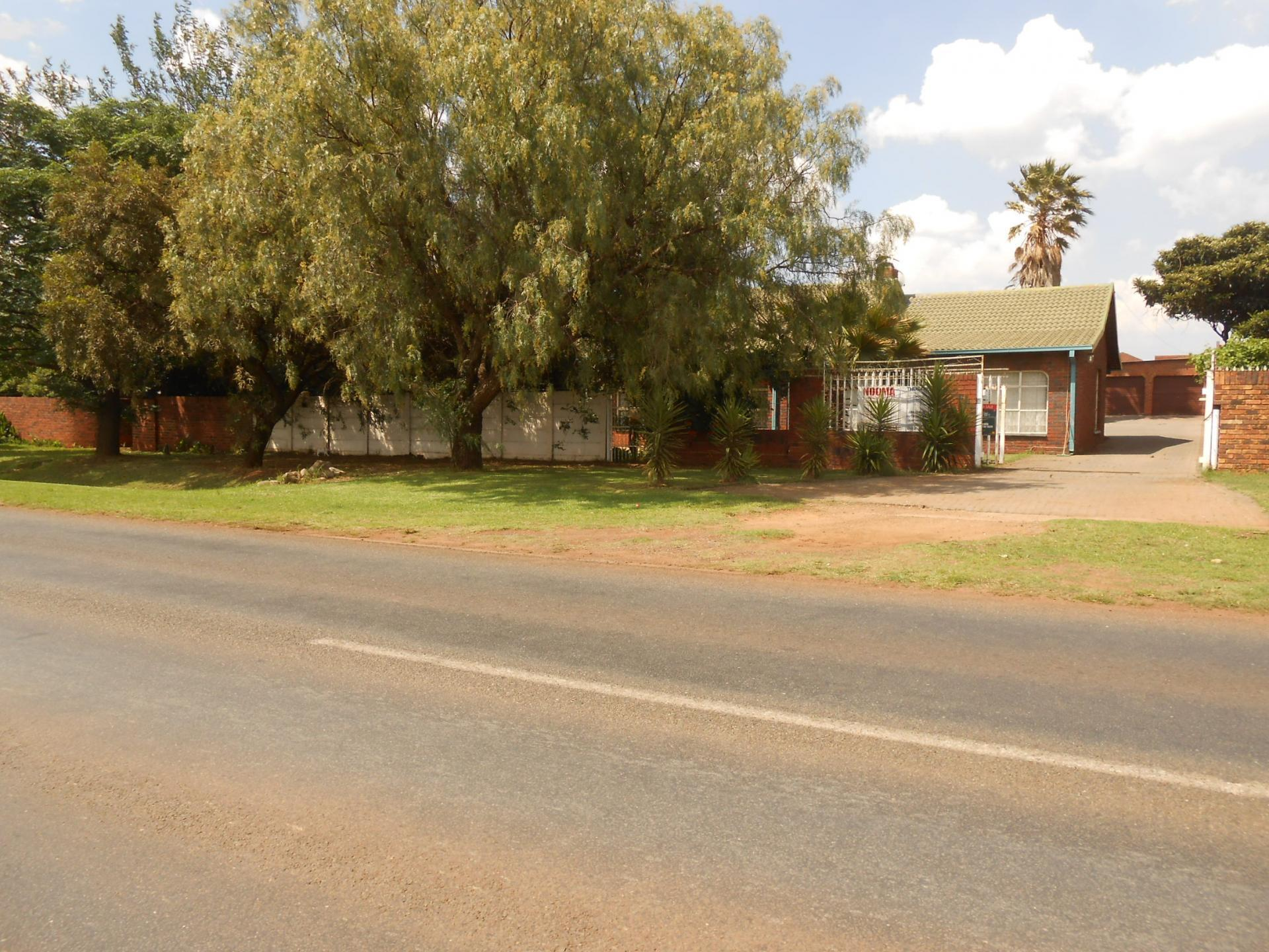 Front View of property in Meyerton