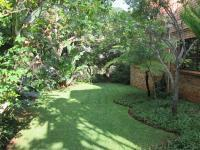 Backyard of property in Wapadrand
