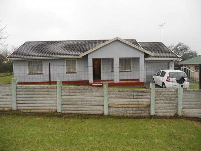 3 Bedroom House for Sale For Sale in Howick - Private Sale - MR120924