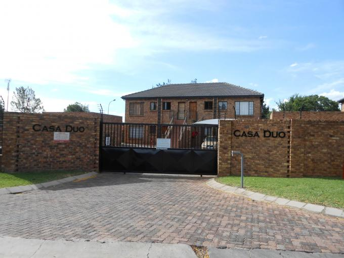 2 Bedroom Apartment For Sale in Brakpan - Home Sell - MR121045