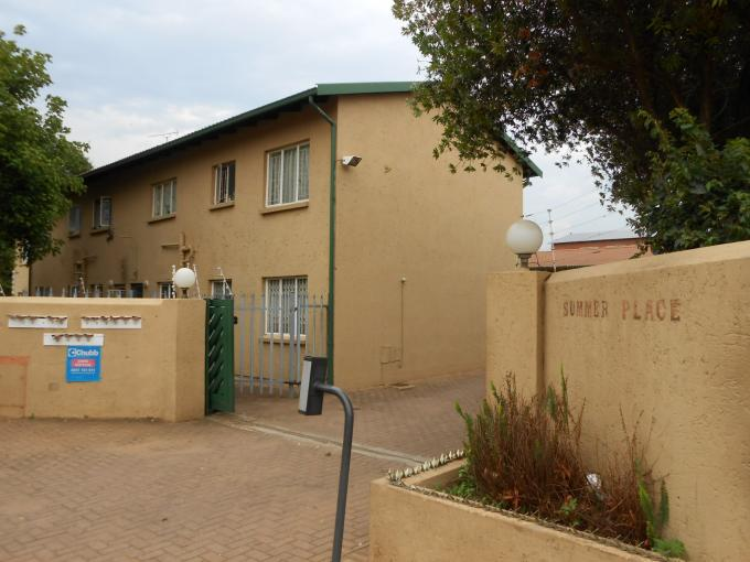 Standard Bank EasySell 2 Bedroom Apartment for Sale For Sale in Kempton Park - MR121096
