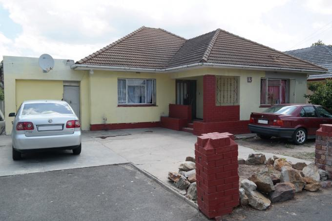 Standard Bank EasySell 3 Bedroom House for Sale For Sale in Goodwood - MR121148