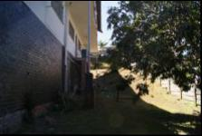 Backyard of property in Chatsworth - KZN
