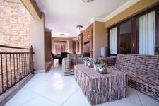 Patio - 141 square meters of property in Boardwalk Manor Estate
