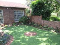 Garden of property in Waterkloof Heights