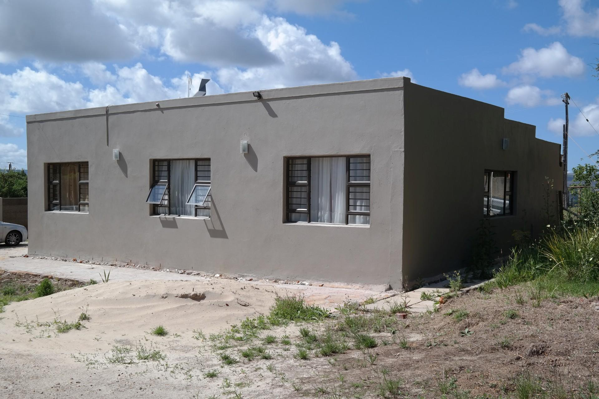 Front View of property in Grabouw