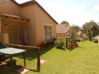 Backyard of property in Carenvale