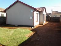 Garden of property in Protea Glen