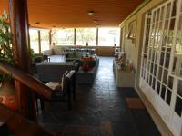 Patio - 152 square meters of property in Cullinan