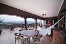 Patio - 138 square meters of property in Woodhill Golf Estate