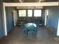 Patio - 22 square meters of property in Zwavelpoort