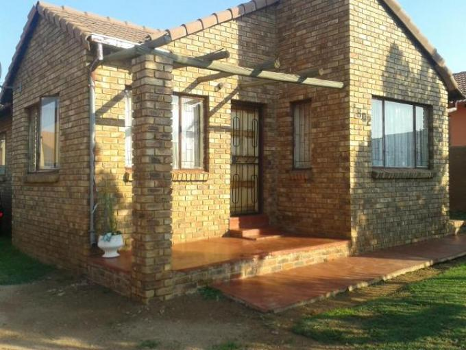 3 Bedroom House for Sale For Sale in Mabopane - Home Sell - MR121485