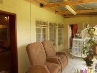 Patio - 38 square meters of property in Krugersdorp