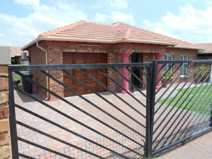 3 Bedroom House for Sale For Sale in Brits - Home Sell - MR121589