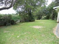 Garden of property in Shelly Beach