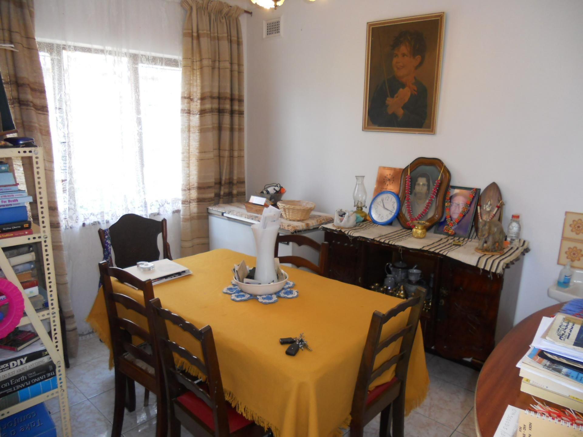 Dining Room - 8 square meters of property in Reservior Hills