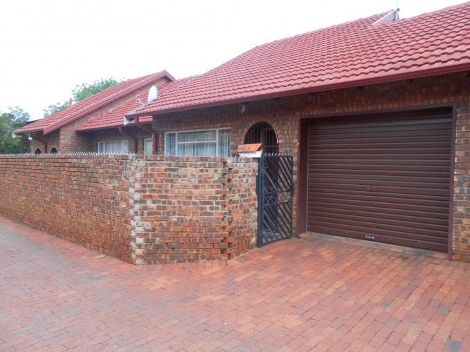 3 Bedroom Sectional Title for Sale For Sale in Pretoria North - Home Sell - MR121705