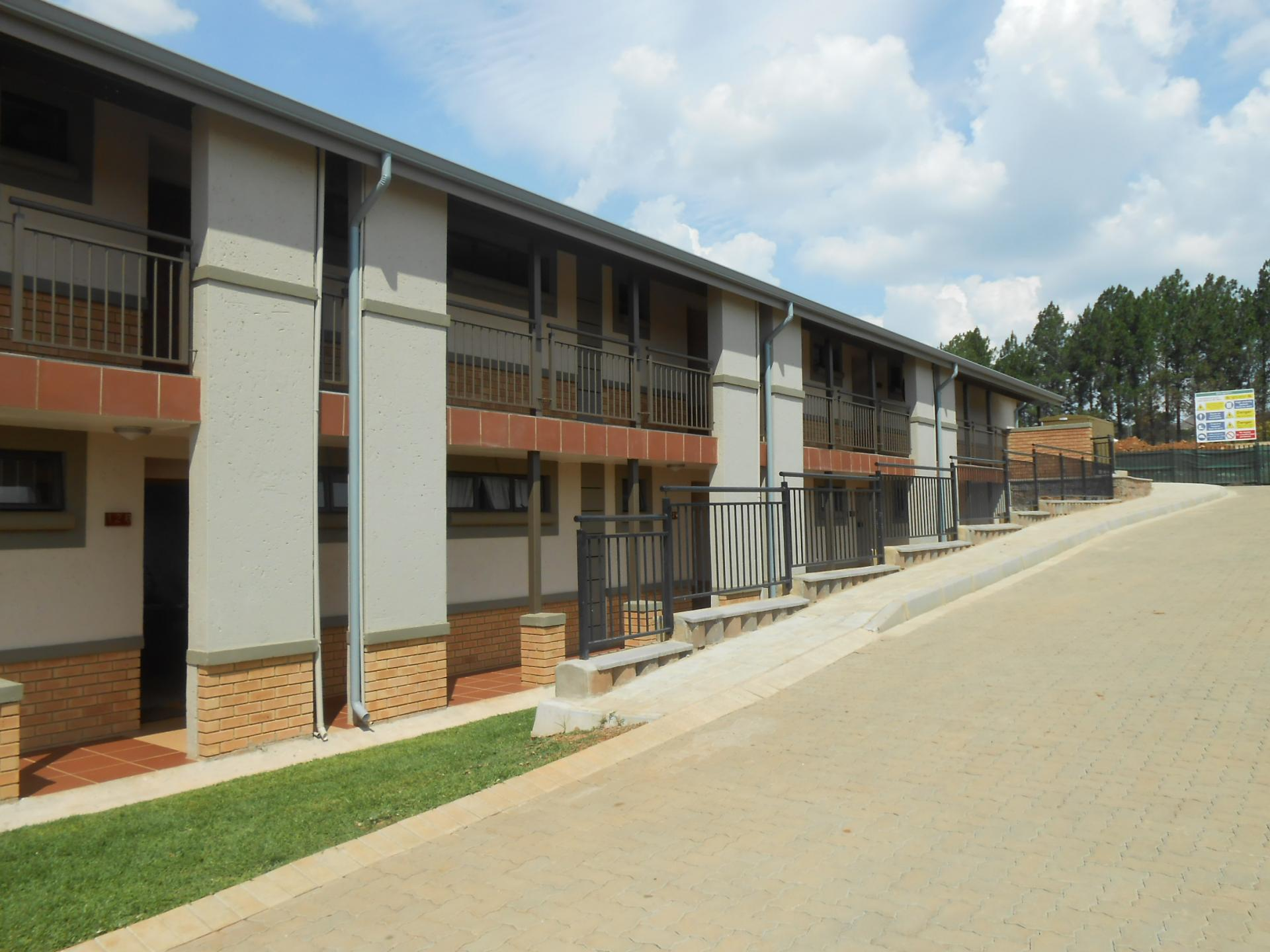 Front View of property in Pretorius Park