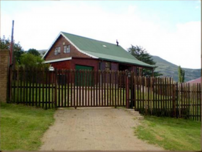 3 Bedroom House For Sale in Clarens - Private Sale - MR122271