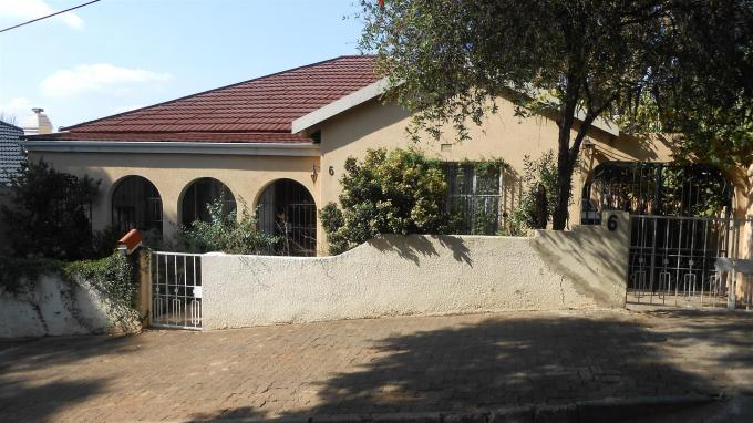 3 Bedroom House for Sale For Sale in Kensington - JHB - Private Sale - MR122524