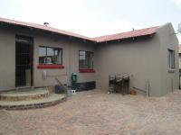Backyard of property in Randburg