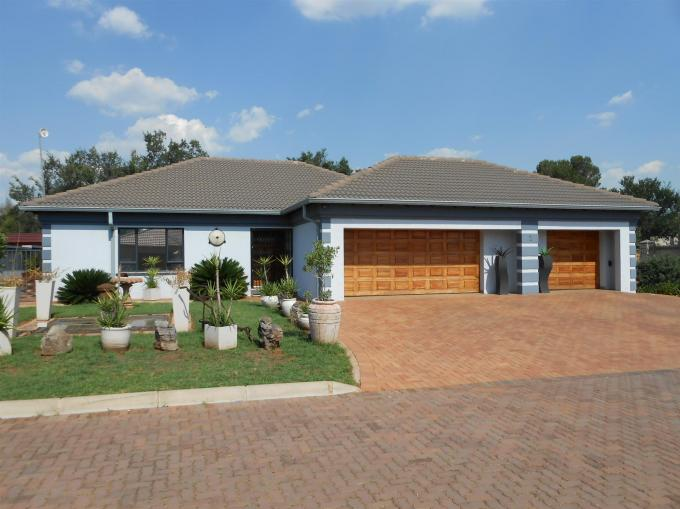 3 Bedroom House For Sale in Meyerton - Home Sell - MR122589