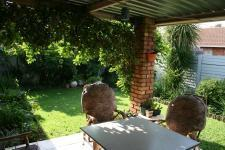 Patio of property in Centurion Central (Verwoerdburg Stad)