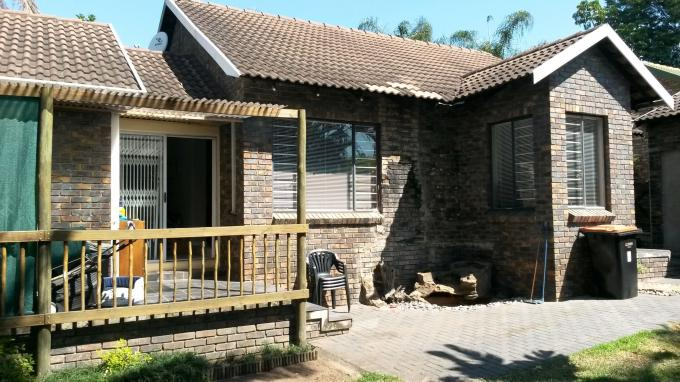 3 Bedroom House For Sale in Nelspruit Central - Home Sell - MR122677